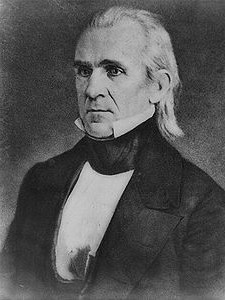 james k polk essay